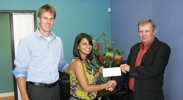 Rotaract Donation