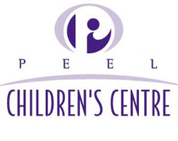 Peel Children's Centre logo
